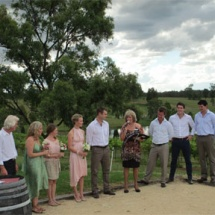 Hunter Valley Vineyards Celebrant