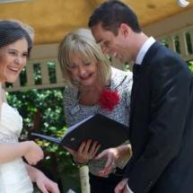 Marriage Celebrant Curzon House Sydney