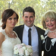 Iron Bark Vineyard Marriage Celebrant